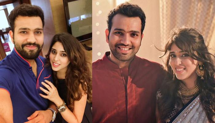 Rohit Sharma And Ritika Sajdeh's Love Story: When Best Friends Become Soulmates