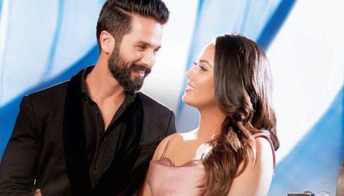 Shahid Kapoor And Mira Rajput Look Like Pure Royals At This Wedding In London