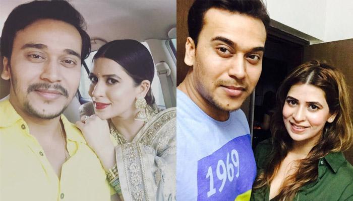 Anurag Sharma Of 'Yeh Hai Mohabbatein' Is Dating Actress Nandini Gupta Of 'Dhhai Kilo Prem'