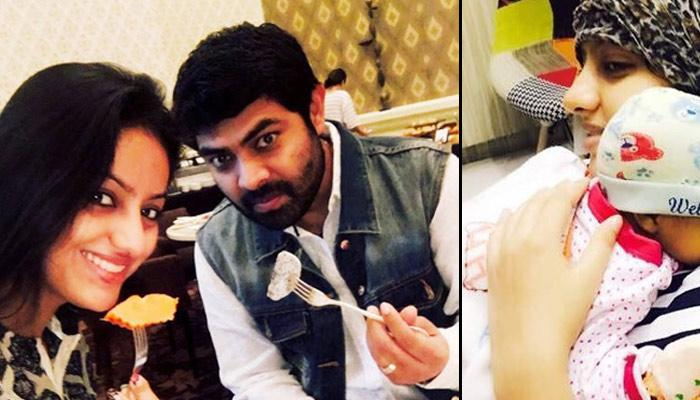 Deepika Singh Shares The First Picture Of Her Baby Boy And He Is So Cute