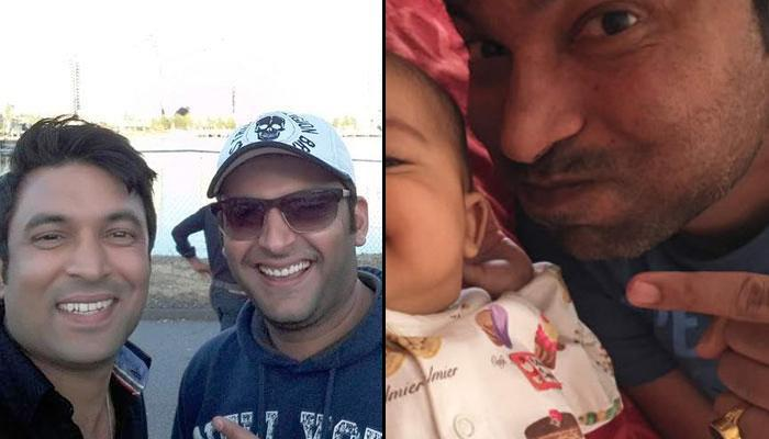 Former 'The Kapil Sharma Show' Actor Chandan Prabhakar Tweets Cutesy Pic Of 3-Month-Old Daughter