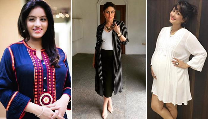 7 Tips From Bollywood And Television Divas To Look Stylish During Pregnancy