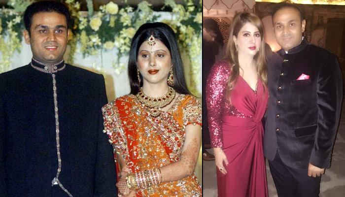 The Love Story Of Virender Sehwag And Aarti Ahlawat: How The Paaji Was Bowled Over