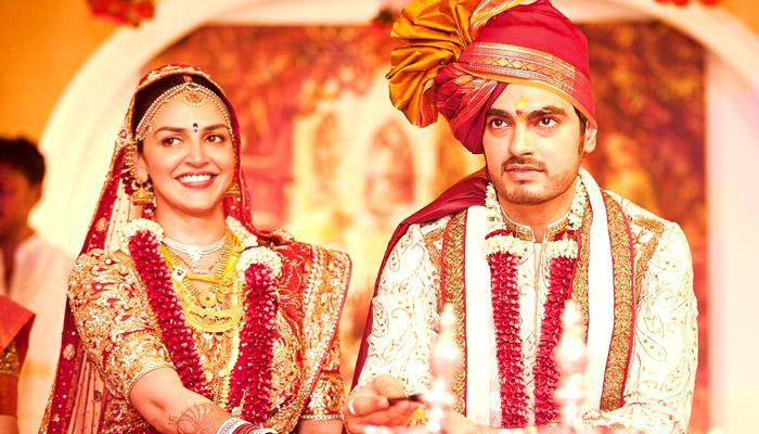 Esha Deol And Bharat Takhtani's Blissful Wedding Story Like You Have Never Heard Before