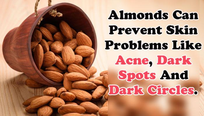 6 Surprising Benefits Of Almonds For A Healthier Body And Mind