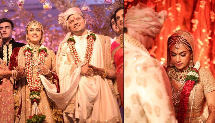 The Owner Of A Famous Indian Restaurant Chain Got Married And The Pictures Are Breathtaking