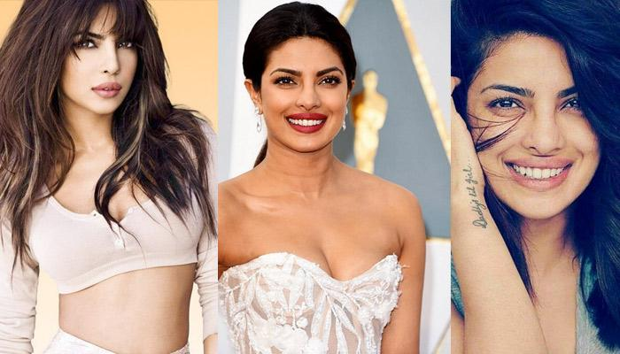 Priyanka Chopra Beauty Tips, Fitness Secrets And Diet Plan Revealed