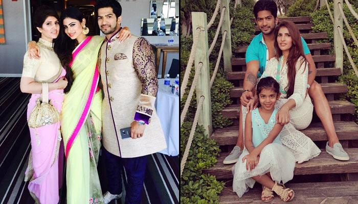 'Kasam Tere Pyaar Ki' Actor Amit And Wife Ruby Tandon's Marriage Hits The Rock