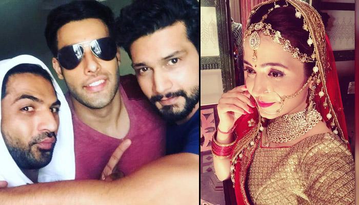 'Naagin 2' Fame Vineet Kumar Chaudhary Gets Engaged To 'Saath Nibhaana Sathiya' Actress