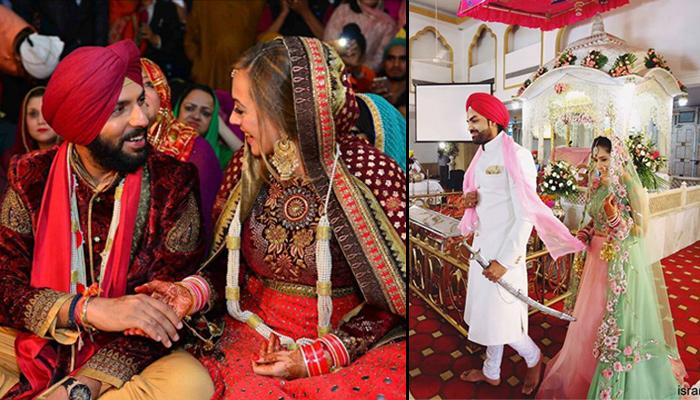 7 Famous Bollywood And Television Celeb Couples Who Had A Gurdwara Wedding
