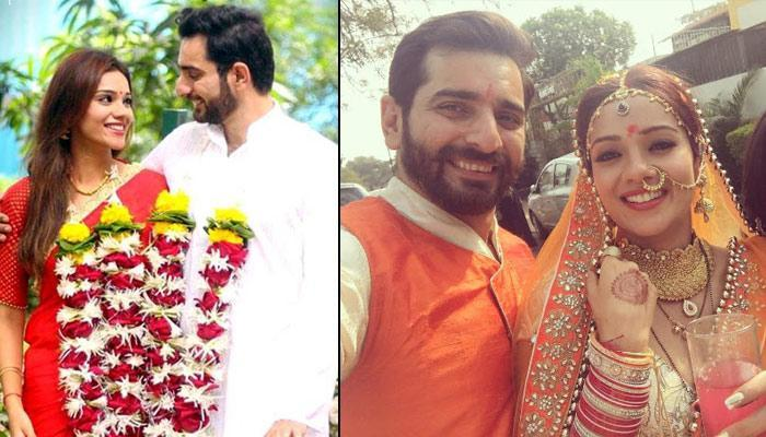 When Siddhant And Megha Tied The Knot Again In A Grand Style, After A Simple Wedding Last Year