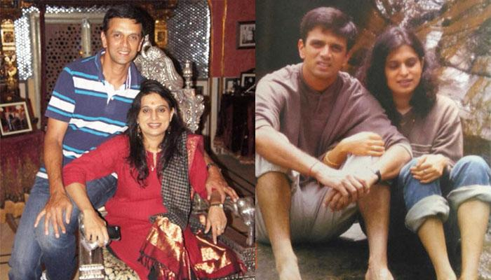 When Friends Became Husband-Wife: Adorable Love Story Of Rahul Dravid And Dr Vijeta Pendharkar