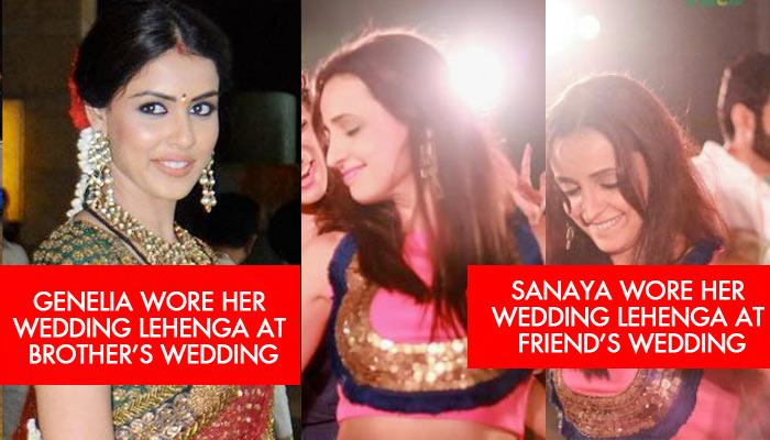 Fashion Hacks To Wear Your Wedding Lehenga Again This Karva Chauth, Giving It An All New Avatar