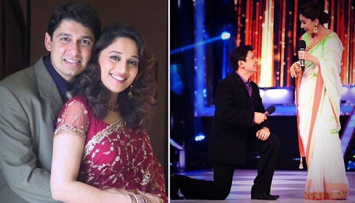 Madhuri Left Bollywood At The Peak Of Her Career To Marry A Doctor Who Was Her Brother's Choice