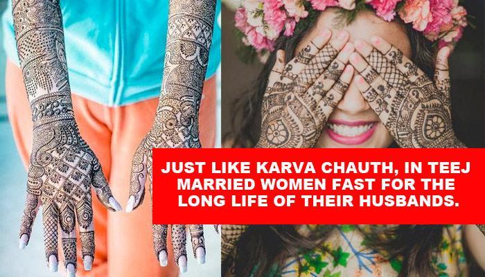 5 Unheard Rituals That Make Teej As Beautiful As Karva Chauth