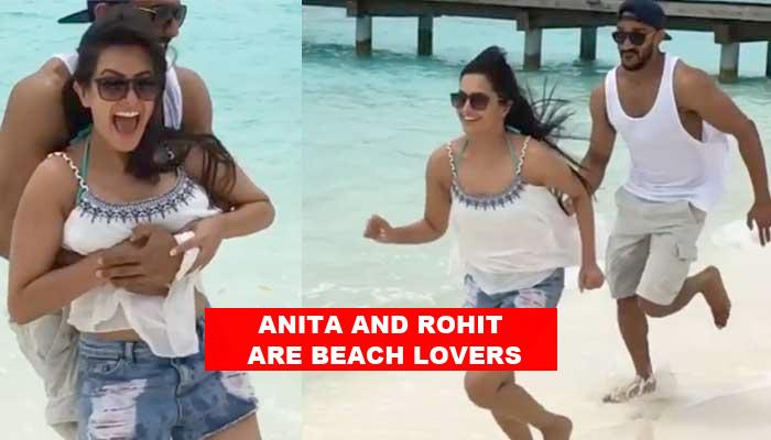 Anita And Rohit's Exotic Vacation In Maldives; This Destination Is Heaven For Beach Lovers