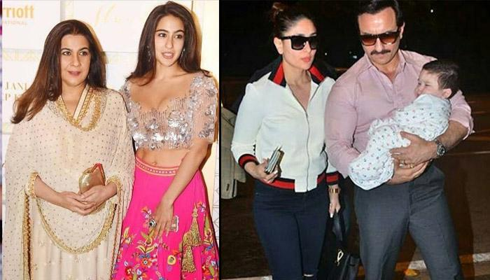 Here Is The Reason Why Amrita Singh Is Miffed With Saif Ali Khan And Kareena Kapoor Khan
