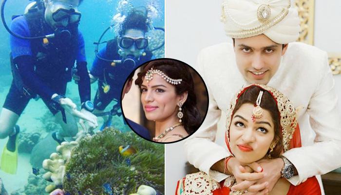 Shikha Of 'Kumkum Bhagya' Loves Adventure, Chose Australia As Her Honeymoon Destination