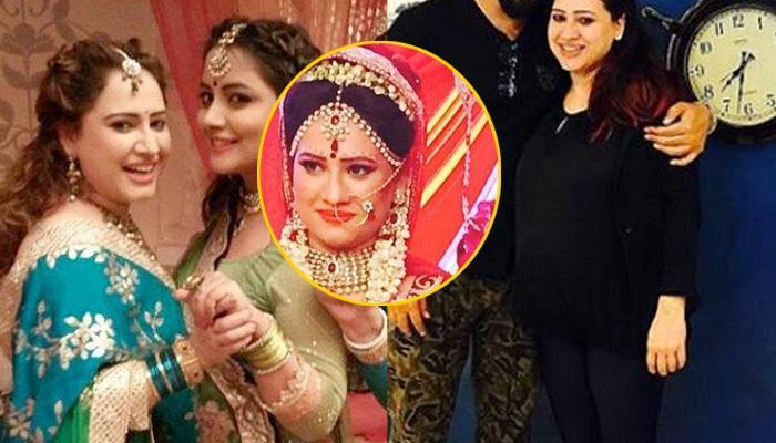 Pooja Joshi Of 'Yeh Rishta Kya Kehlata Hai' Is Pregnant; Flaunts Her Baby Bump
