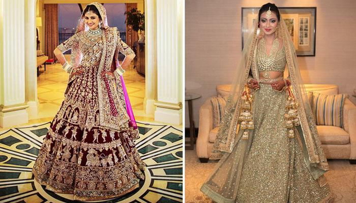30 Real Brides Who Chose Colours Other Than Red For Their Wedding Day
