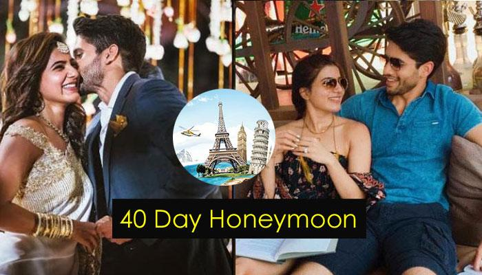 Even Before Their Wedding, Sam-Chay Already Have Plans Of Their World Tour Honeymoon