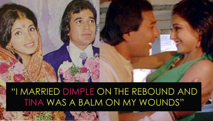 The Love-Hate Story Of Dimple Kapadia And Rajesh Khanna