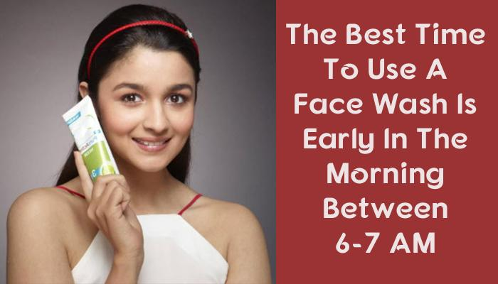 5 Important Skin Care Products And The Correct Time To Apply Them