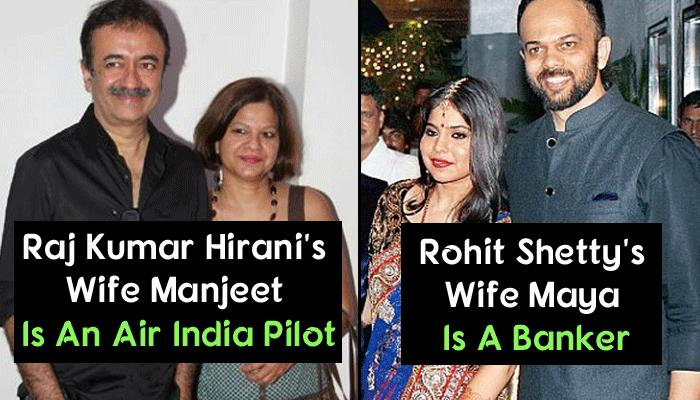 Meet These 11 Famous Bollywood Directors And Their Ambitious Wives!