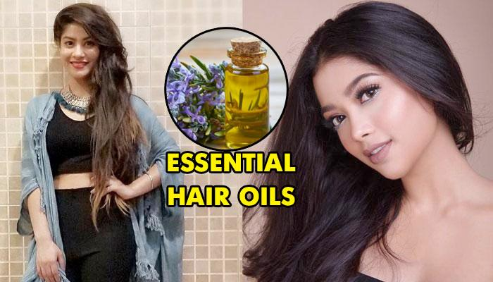 Hair Oils That Boost Hair Growth And Add Volume; You're Just One Step Away From Long And Shiny Hair