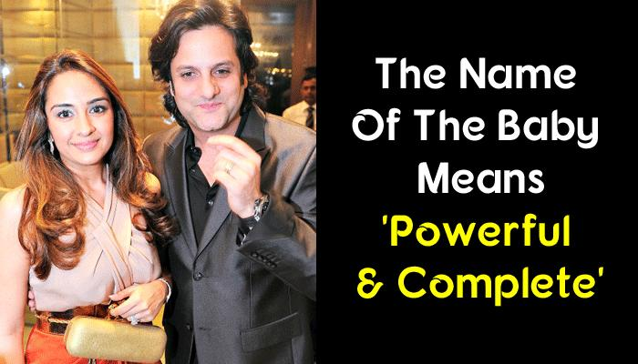 Fardeen-Natasha Become Parents After A Miscarriage 5 Yrs Back, Choose A Unique Name For Baby