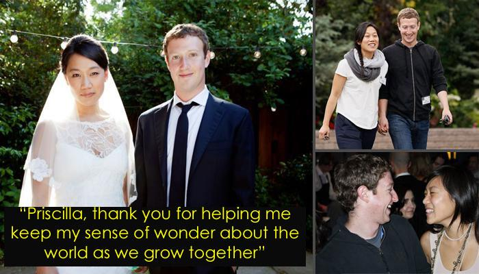 When Facebook's CEO Got A Like From His Daughter: Love Story Of Mark And Priscilla