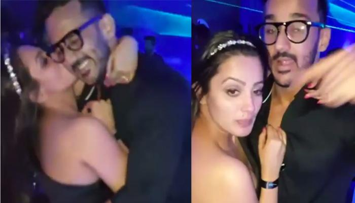 Married Couple Goals; [VIDEO] Anita Dancing With Her Husband Rohit Like Nobody Is Watching