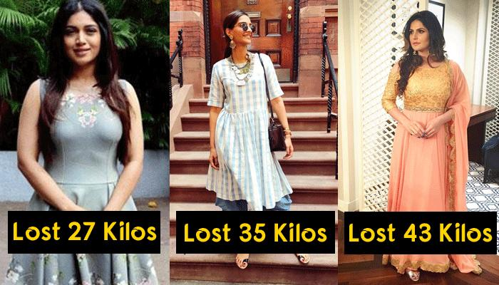 Sonam Kapoor To Bhumi Pednekar, Bollywood Celebs And Their Jaw-Dropping Fat To Fit Transformations
