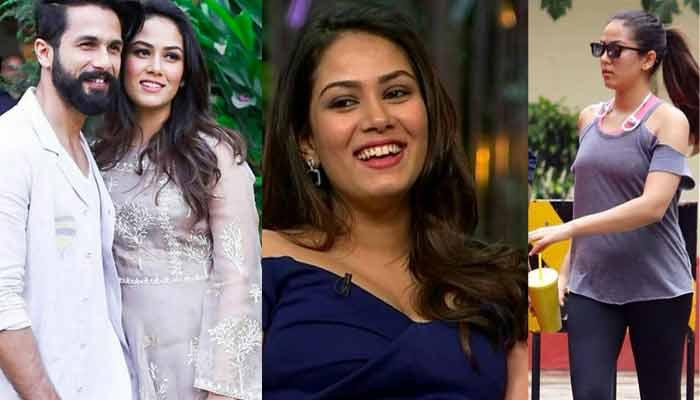 Mira Rajput's Post-Pregnancy Weight Loss Transformation Is Every Newbie Mom's Dream