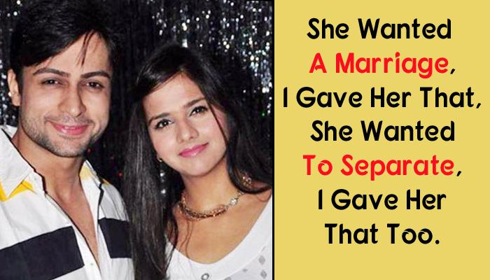 Shaleen Opened Up About His Equation With Ex-Wife Daljeet After Their Ugly Divorce