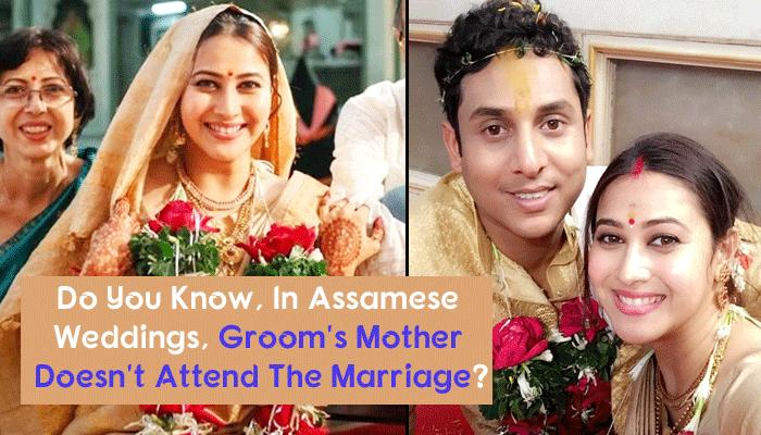 Traditional Wedding Rituals That Make Assamese Weddings Most Sacred; List Of Wedding Functions