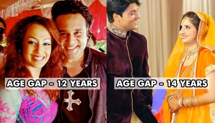 Age Is No Bar: Madly In Love TV Celeb Couples Who Have Huge Age Gaps