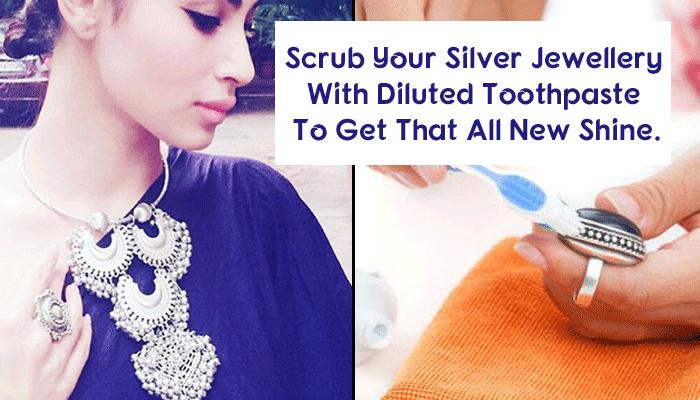 5 Simple Home Remedies To Clean Your Precious Gold And Silver Jewellery