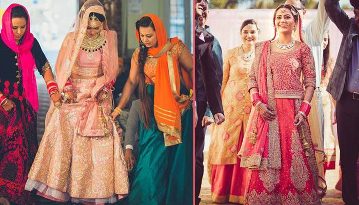 10 Easy And Smart Ways For Brides-To-Be To Make Their Wedding Lehenga Lighter