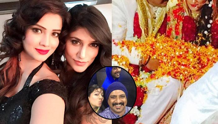'Naagin' Fame Actress Married Shabbir's Elder Brother, Their Wedding Video Is Full Of Love