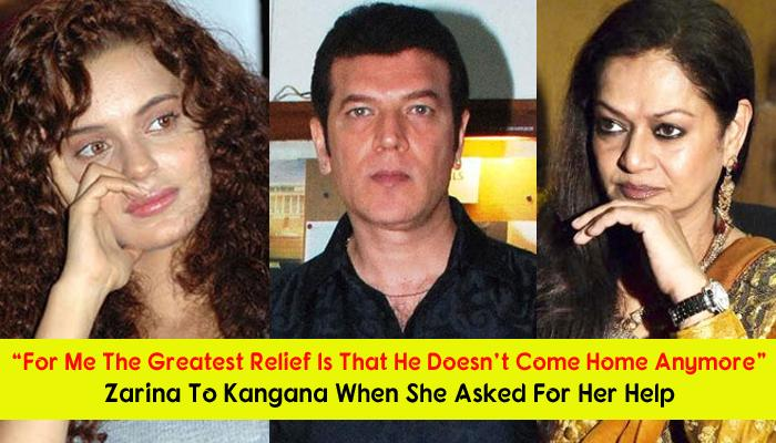 Kangana Reveals Shocking And Ugly Details About Her Affair With Aditya Pancholi