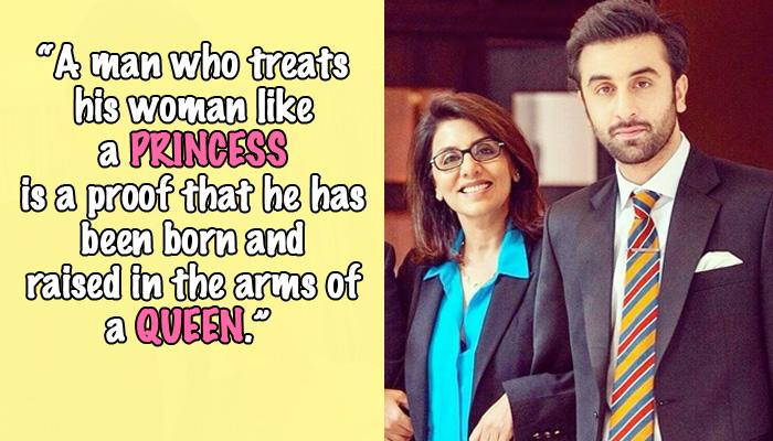 Dear Bestie, You're Lucky If You Are Marrying A Mama's Boy! Here're 6 Reasons That Prove It
