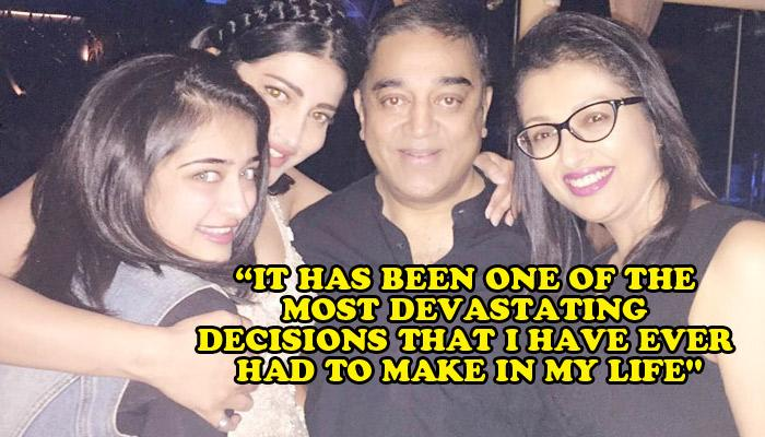 After 13 Yrs Of Live-In Relationship, Kamal And Gouthami Separate; Didn't Believe In Marriage