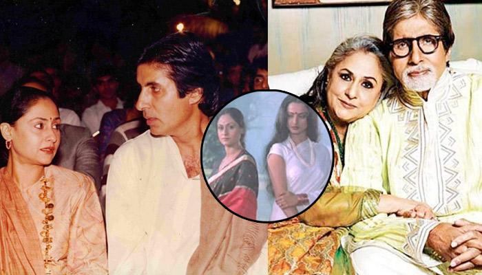 Despite Many Link-Ups, Legends Jaya-Amitabh Have Been Together For 44 Yrs; A Time-Tested Love Tale!