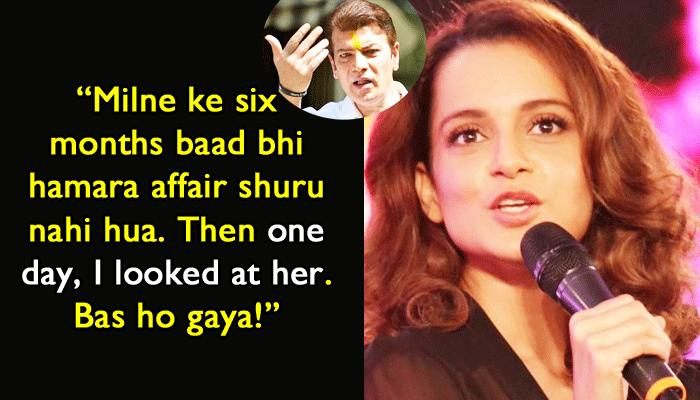 Aditya Pancholi Spills Beans On His Affair With Kangana And What Made Him Fall For Her