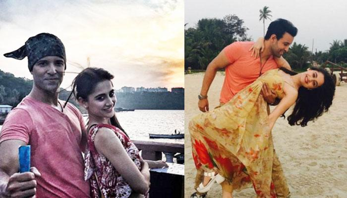 The Beautiful Love Story Of Telly Worlds Most Charming Couple Aamir Ali And Sanjeeda Sheikh