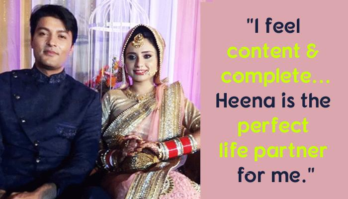 A Few Days After Marriage, Anas Rashid Reveals Why He Opted For An Arranged Marriage
