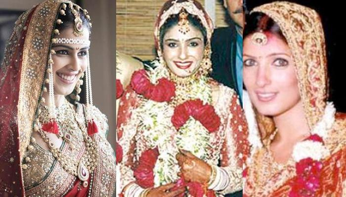 Bollywood Divas That Redefined Traditional Bridal Looks When They Got Married