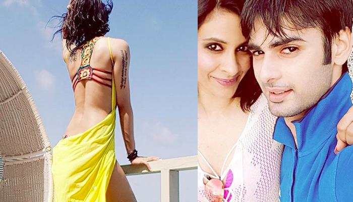 Swaragini Fame Actor Varun Kapoor Vacationing In Maldives With His Hot Air Hostess Wife