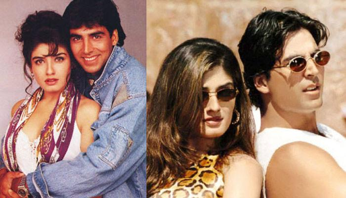 Here Is Why Akshay And Raveena Never Got Married To Each Other, Even After A Secret Engagement